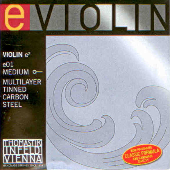 E² Violin Strings (Thomastik)