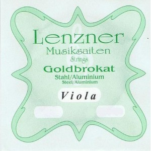 Goldbrokat Viola Strings (Lenzner Germany)