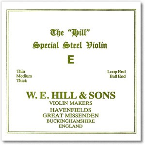 Hill Violin Strings