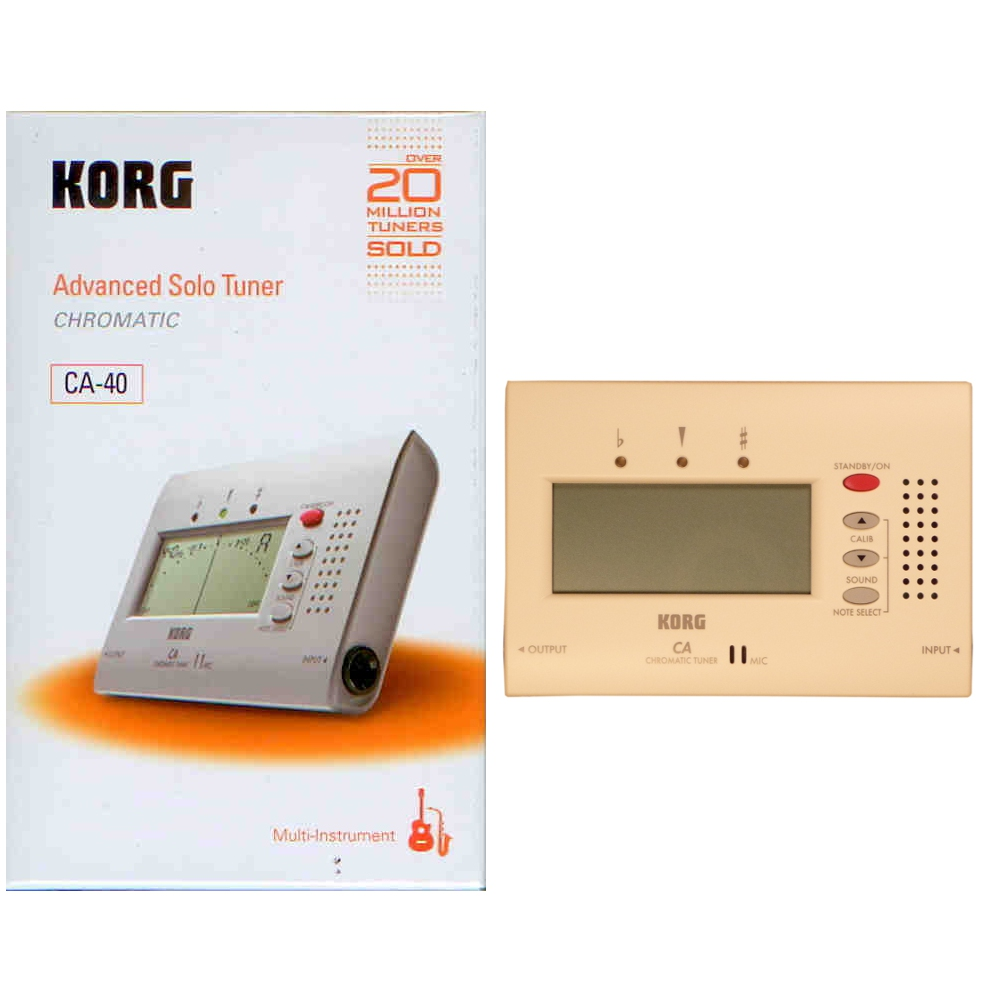 KORG Advanced Solo Tuner