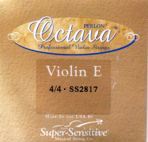 Octava Violin Strings (Super-Sensitive)
